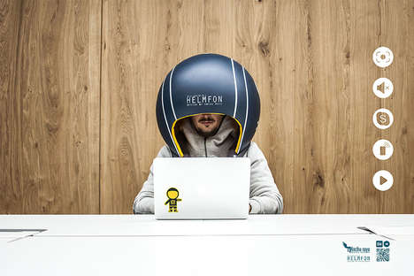 Noise-Cancelling Helmets