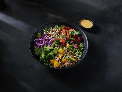 Coffee Shop Protein Bowls