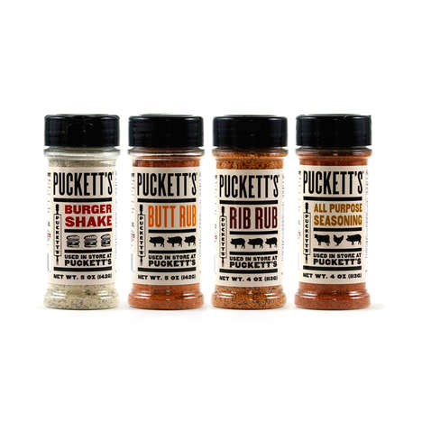 Restaurant-Branded Spice Kits