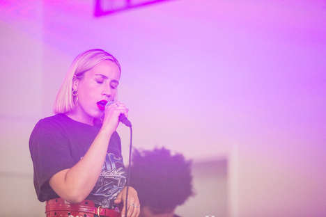 Immersive Art Car Events - Toronto's Toyota C-HR Launch Featured a Performance by RALPH