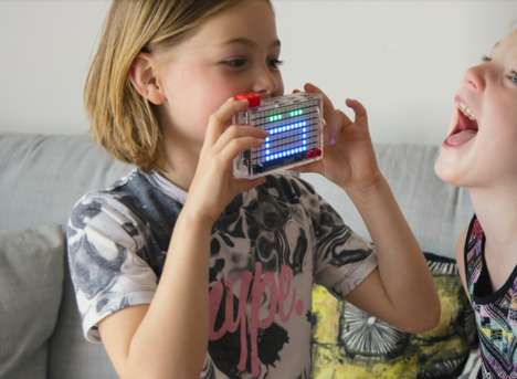 Kid-Friendly Coding Tools - The Pixel Kit is a Colorful Computer of Lights