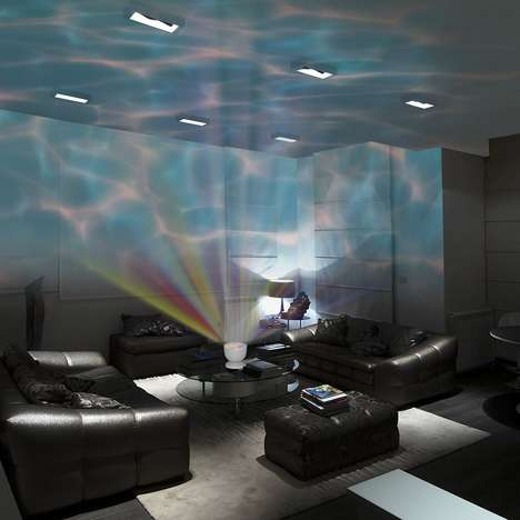 Whimsical Underwater Projectors