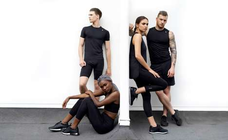 Chic UV Protection Activewear - The SPIRITUS Activewear Clothes Have Permanent Odor Protection