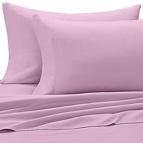 Benzoyl Peroxide-Resistant Sheets - These Bed Sheets Won't Become Stained From Acne Medication