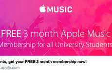 Social Media Music Ambassadors - The Apple Music Ambassadors Use Twitter to Promote the Service
