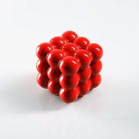 3D-Printed Pastry Molds - Dinara Kasko's Awe-Inspiring Pastries Can Now be Made at Home