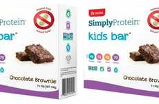 Kid-Friendly Protein Brownies