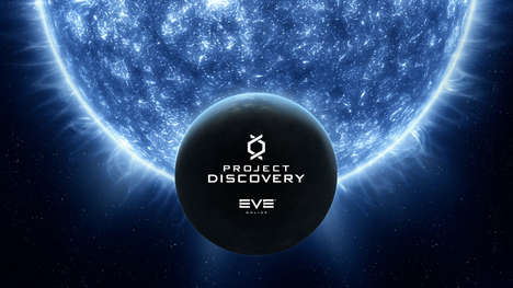 Scientific Discovery Games - EVE Online's Project Discovery Mini-Game Helps IRL Astronomers