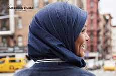 Denim Hijab Casualwear Campaigns