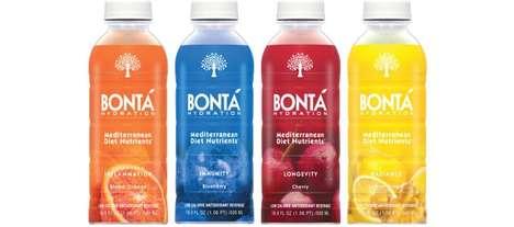 Natural Nutrient-Dense Drinks