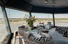 Elevated Control Tower Suites