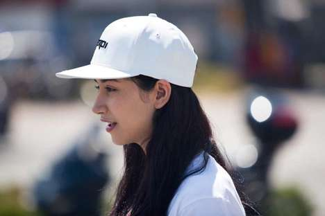 Smart Connected Ballcaps - The ZEROi Smart Hat Uses Bone Conduction to Play Music and Make Calls