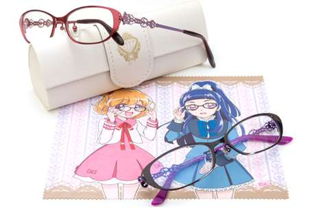 Anime Eyewear Shops