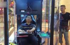 Shopping Mall Gaming Booths