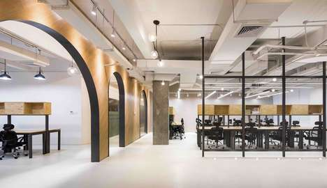 Cozy Co-Working Spaces