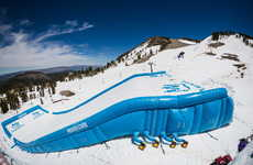 Inflatable Training Slopes