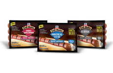 Artificial Ingredient-Free Hot Dogs - The McCormick Grill Mates Beef Franks Aren't Made with Fillers