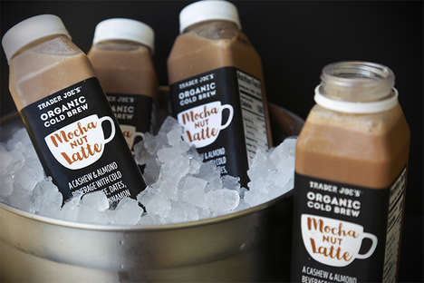 Nut-Based Bottled Lattes