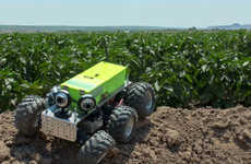 Crop-Monitoring Robots