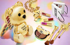 Childlike Designer Cosmetics - The Moschino X Sephora Makeup Line is Accessibly Priced