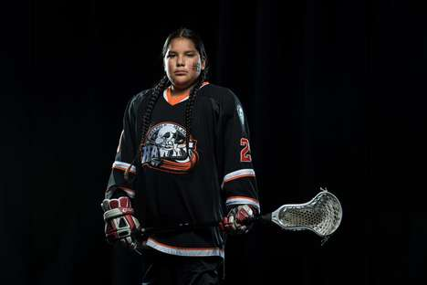 Indigenous Athletic Campaigns - 'Team 88' Promotes the Benefits of Sport at the Toronto 2017 NAIG