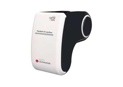 UV Handrail Sterilizers