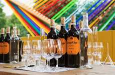 Summer Wine Brand Activations - Campo Viejo's 'Fiesta de Color' Includes a Personalization Station