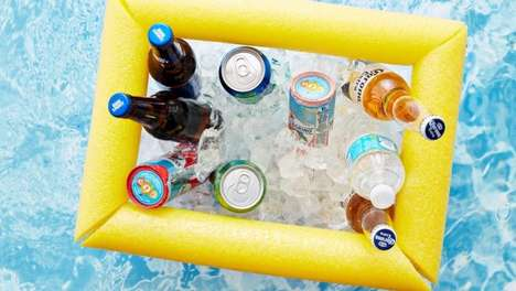 This Floating Cooler Can Be Made for Less Than $10