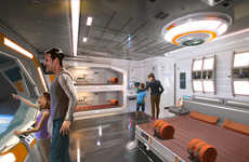 Immersive Sci-Fi Hotels - Disney's Interactive Hotel Welcomes Fans into the World of Star Wars
