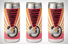 Sparkling Canned Wines - Ramona Sparkling Canned Wine is Blended with Natural Grapefruit Flavors