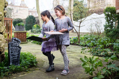 Spooky Family-Friendly Activities - 'Beyond the Grave' Teaches About Those Underfoot at Westminster