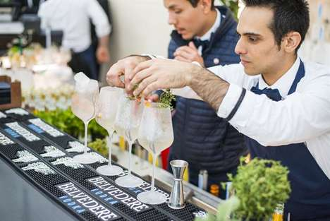 Weekly Summer Cocktail Sessions - The Belvedere Sunset Sessions Take Place Each Week at Sky Garden