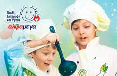 Kid-Friendly Cooking Workshops