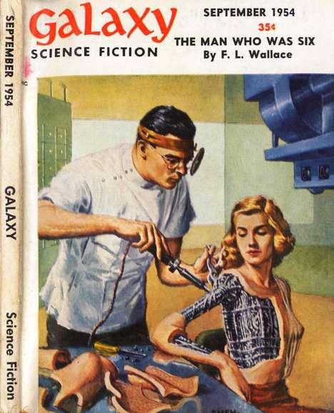 Free Retro Sci-Fi Magazines
