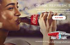 Cola Consumption Loyalty Programs
