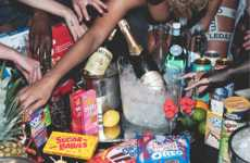 Specialty Snack Nightclubs - 'The Libertine' Serves Limited Edition Treats With its Bottle Service