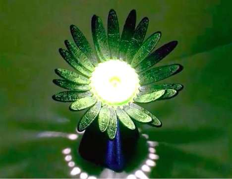 Blossoming 3D-Printed Flowers