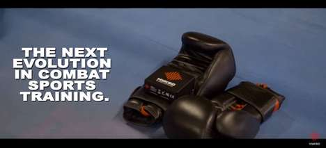 Strong Sparring Sensors - Hysko is a Wearable Punch Tracker for Training Pugilists