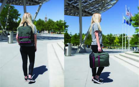 Affordable Custom Backpacks - BARKER Bags Makes Customizable Backpacks for Students