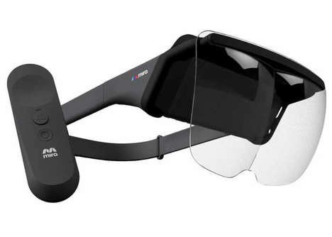 Inexpensive AR Headsets - The 'Mira Prism' Headset Has Been Unveiled at a Cost of Just $99