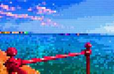 Pixelated Photo Filters