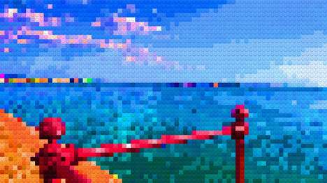 Pixelated Photo Filters - The Bricks App Turns iPhone Photos into 8-Bit Images