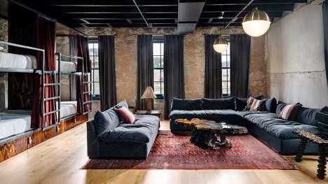High Design Hostels