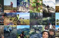 Mountain Biking Social Networks