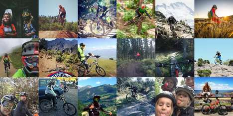 Mountain Biking Social Networks - MTBNB is a Social Network Dedicated to Off-Road Cycling
