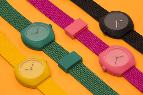 3D-Printed Swiss Wristwatches - Notaroberto-Boldrini's STEP Watches Use Swiss Mechanisms