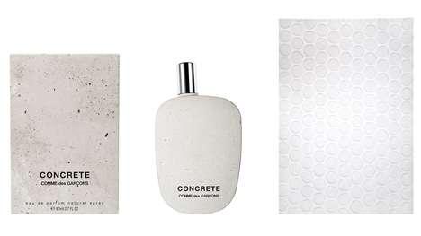 Concrete-Encased Perfumes