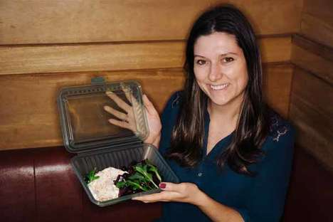 Reusable Takeout Container Services - The Shareware Programs Helps Restaurants Cut Down on Waste