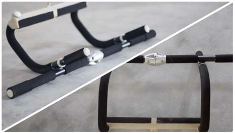 Foldable Pull-Up Bars - The FLEXR Lets You Workout Virtually Anywhere