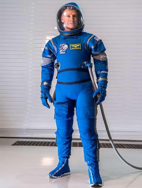Designer Space Boots